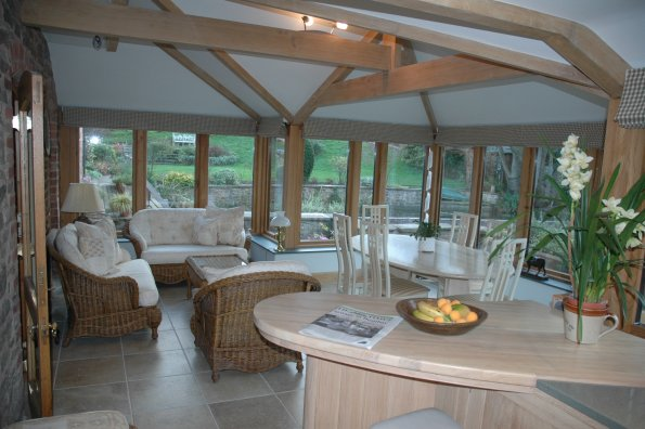 Malcolm harrison architectural design ltd garden room for Garden rooms extensions designs